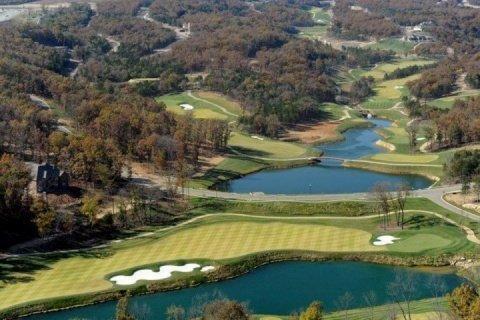 Payne Stewart Golf Course (Rated #1 in Missouri) - Branson Hill's (Eagle Bunker) 2 BDR, 2 Bath - Branson - rentals