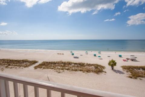 513 - Island Inn - Image 1 - Treasure Island - rentals