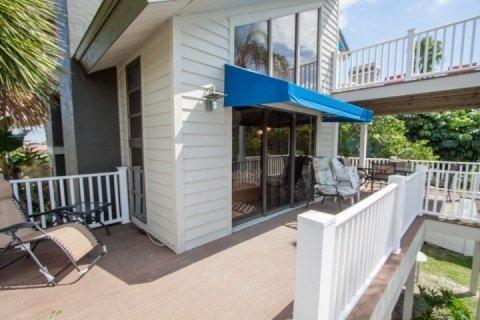 Bimini House at Pass-A-Grille - Image 1 - Saint Pete Beach - rentals