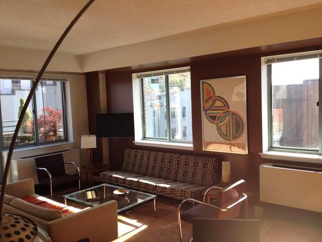 West Village Elevator 1-Bedroom /Huge Private Deck - Image 1 - New York City - rentals