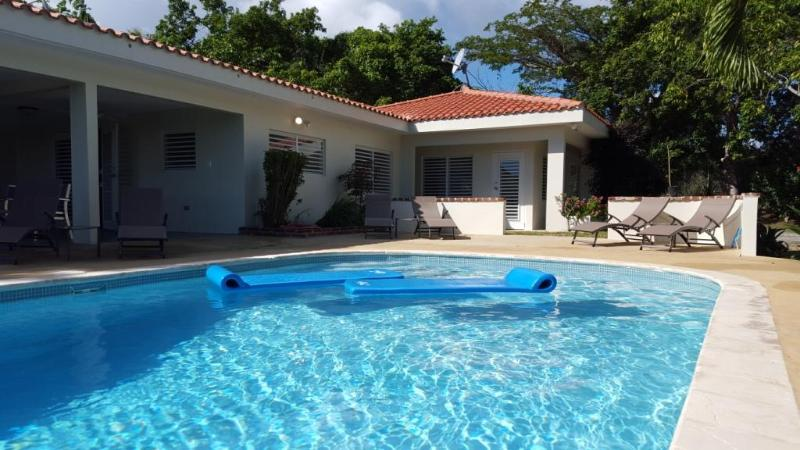 Marbella - Countryside Setting & Southside Caribbean Views - Image 1 - Isla de Vieques - rentals