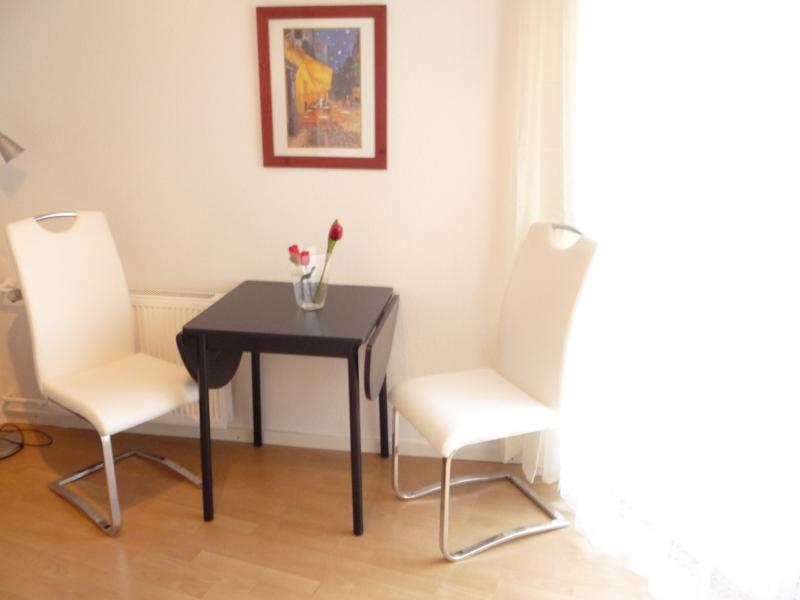 Dining are - Lovely appartment near the centre of Düsseldorf - Düsseldorf - rentals