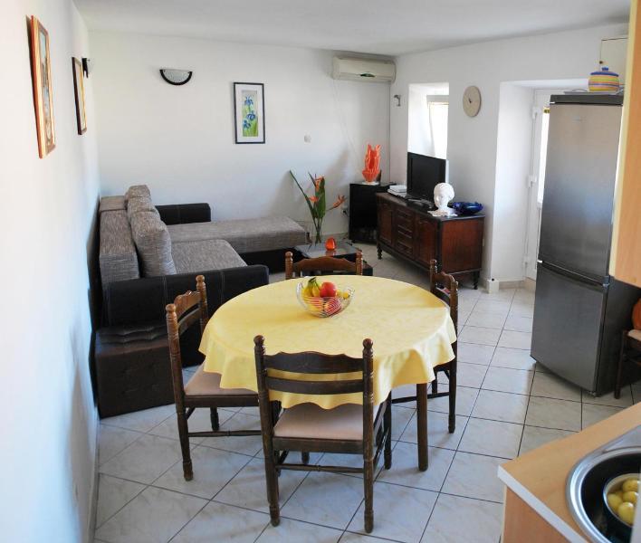 H(6+2): living room - 7944 H(6+2) - Pucisca - Pucisca - rentals