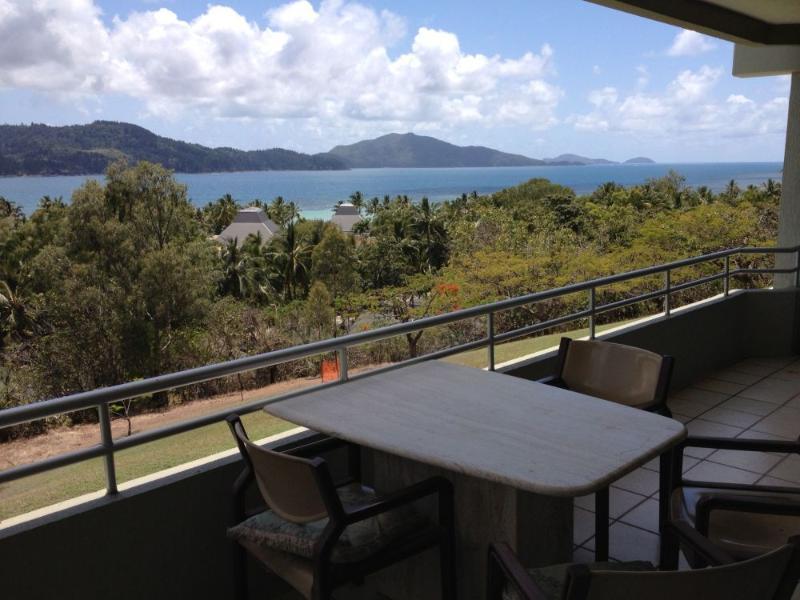 Balcony - Poinciana 106 - Hamilton Island - rentals