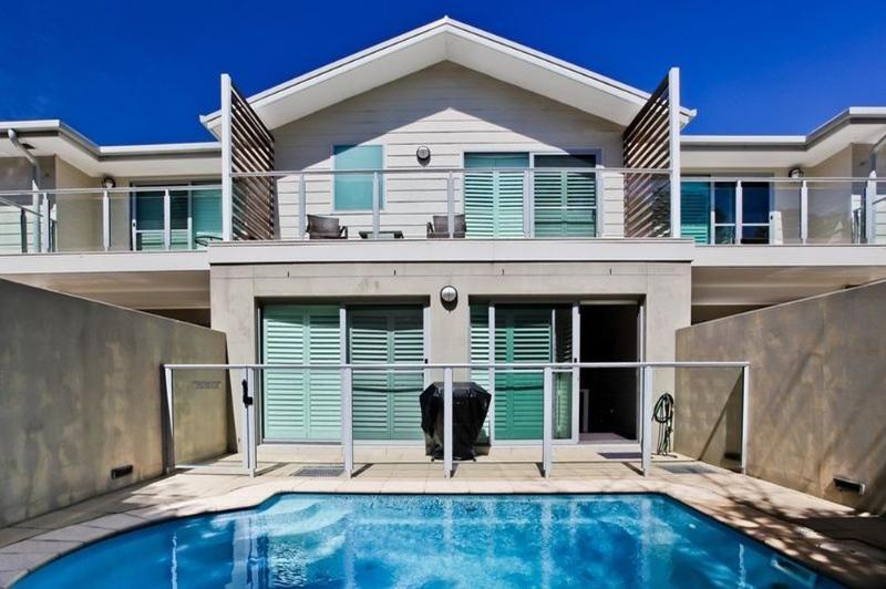Back Exterior View - Pacific Blue Resort  518 - Salamander Bay - rentals