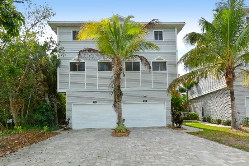 Beachwalk townhome - Townhouse -Pool- Crescent Beach -Siesta Key - Siesta Key - rentals