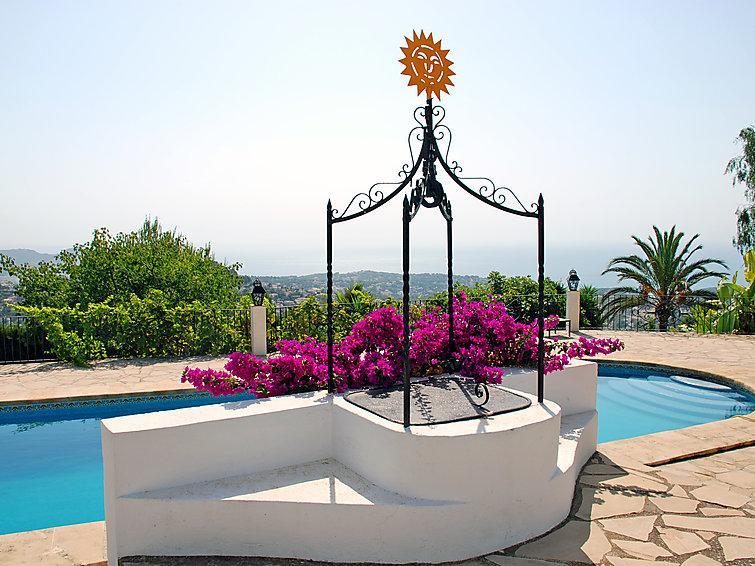 5 bedroom Villa in Benissa, Costa Blanca, Spain : ref 2008112 - Image 1 - Benissa - rentals