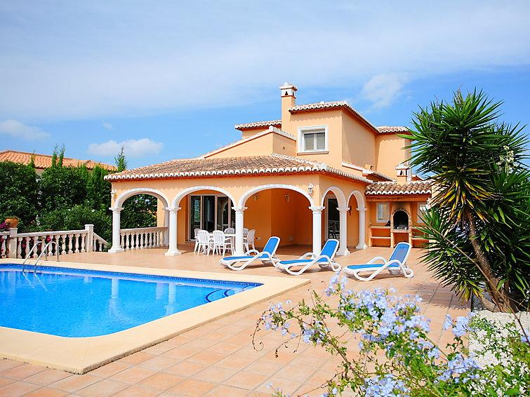 Family-Friendly Spanish Villa in Javea with Private Pool - Casa Arena - Image 1 - Javea - rentals