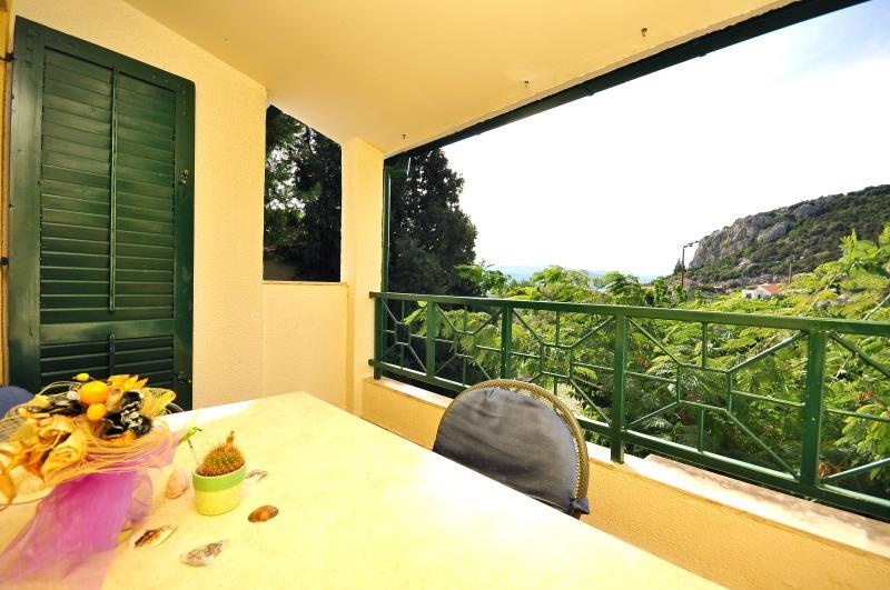 Apartments Bonaca - 52361-A25 - Image 1 - Klek - rentals