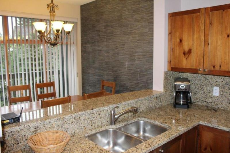 Kitchen and Dinning Room - Mark - Whistler - rentals