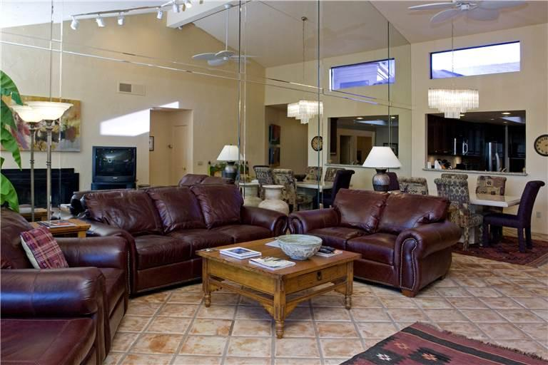 Upgrades Galore! Great Location-Palm Valley CC (V3298) - Image 1 - Palm Desert - rentals