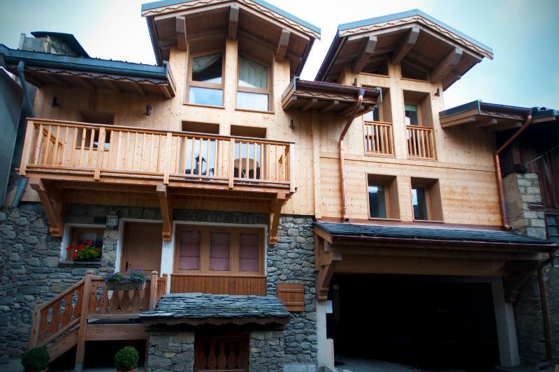 Chalet Lina - Image 1 - Saint Bon Tarentaise - rentals