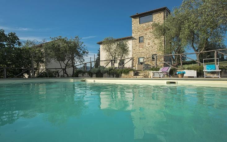 Villa Il Riparo - Image 1 - Bagno a Ripoli - rentals