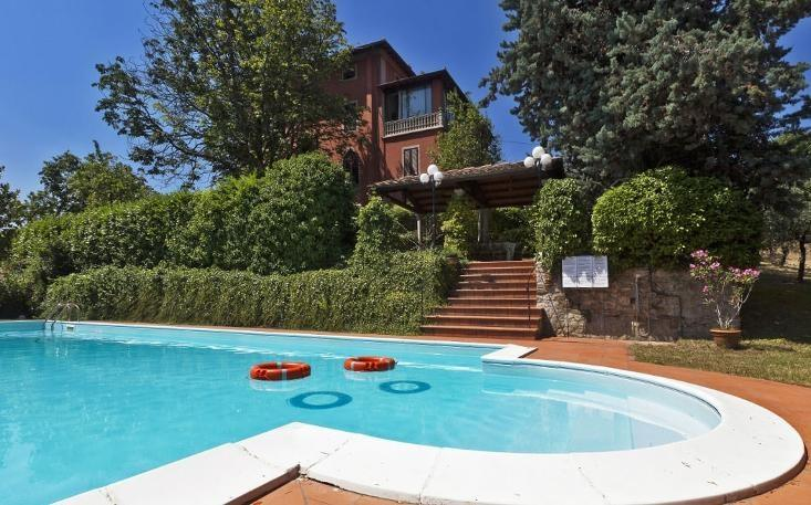 Villa Gicaber - Image 1 - Chianni - rentals