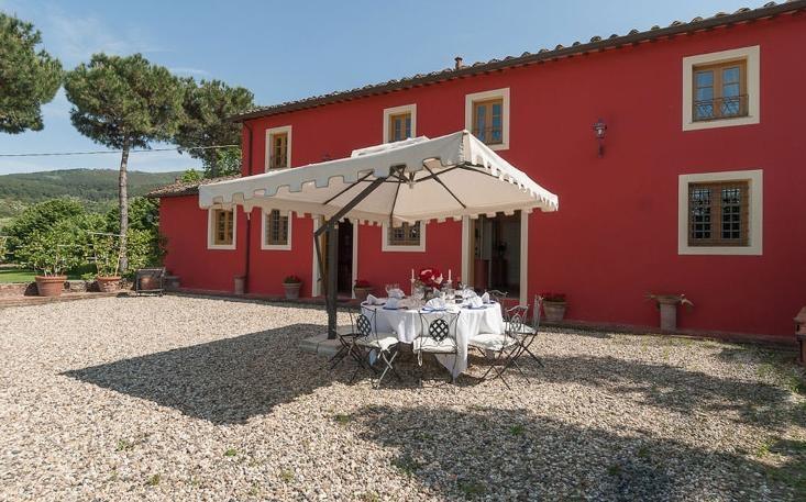 Villa Raffaello - Image 1 - Vorno - rentals