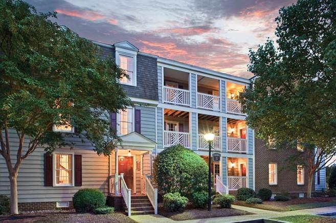 Wyndham Kingsgate Resort 2 Bedroom Deluxe - Image 1 - Williamsburg - rentals