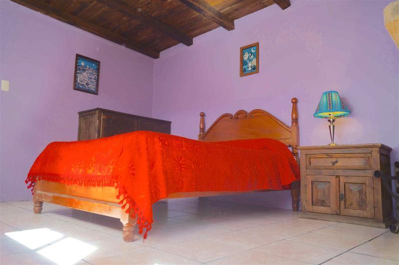 Cozy Bedroom With Fireplace Close to Downtown! - Image 1 - San Cristobal de las Casas - rentals