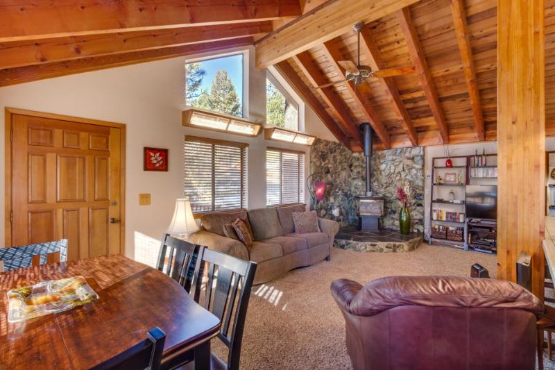 Dog-friendly ski chalet near Northstar, with room for 12! - Image 1 - Truckee - rentals