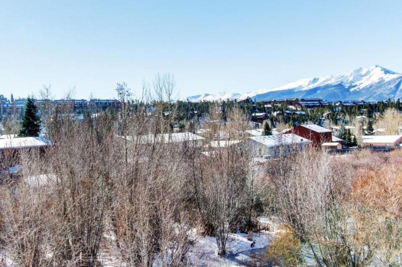 Alpine getaway with shared hot tub & room for the whole family! - Image 1 - Dillon - rentals