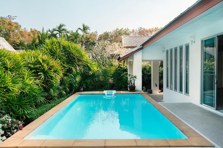 Villa Thai Lee with private pool in Ao Nang. - Thai Lee Luxury Pool Villa, Krabi - Ao Nang - rentals