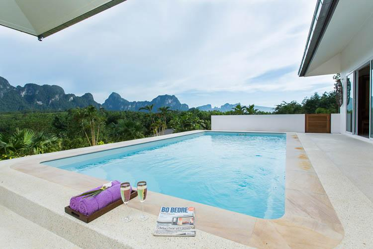 Sawan Mountain Villa, Luxury Pool Villa, Krabi - Image 1 - Krabi - rentals