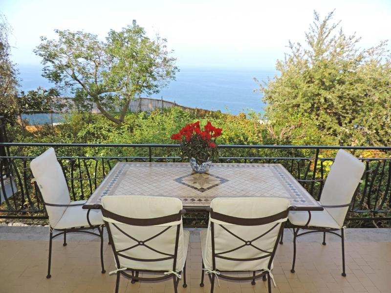 Villa Donna Elisa,seafront Sorrento center - Image 1 - Sorrento - rentals