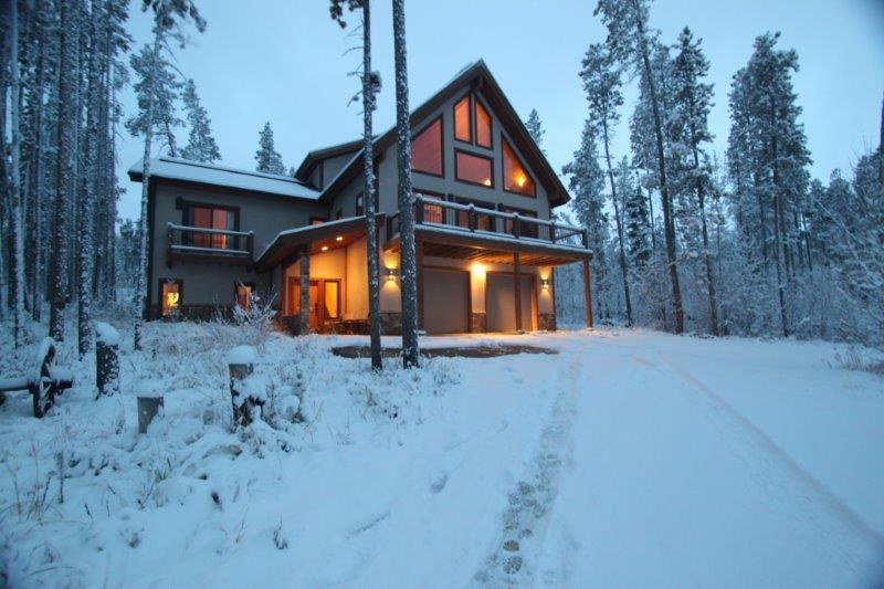 Welcome to Fox Tracks Lodge - Fox Tracks Lodge - Fraser - rentals