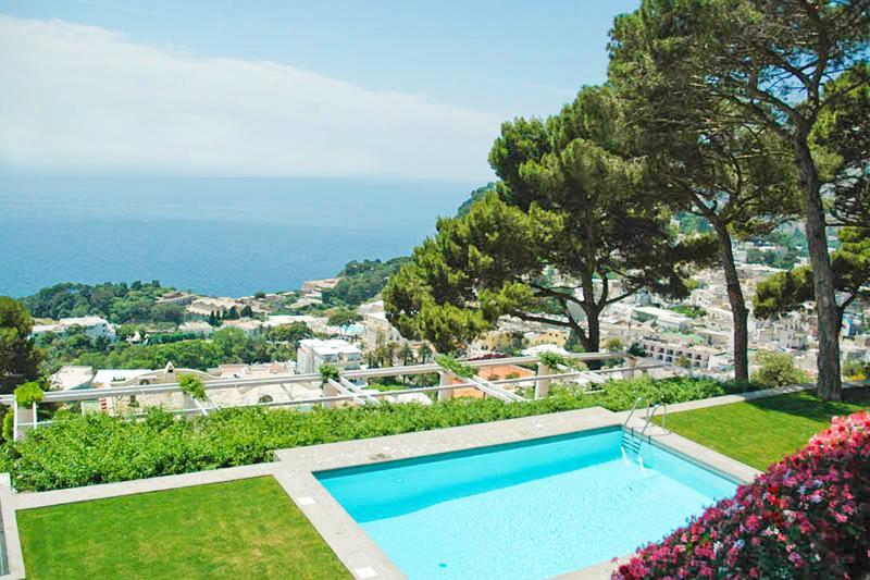 Villa Fortino, Sleeps 10 - Image 1 - Capri - rentals