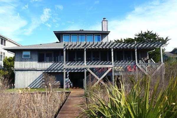 "3616 Yacht Club Rd - ""Dolphin Watch"" - Image 1 - Edisto Beach - rentals"