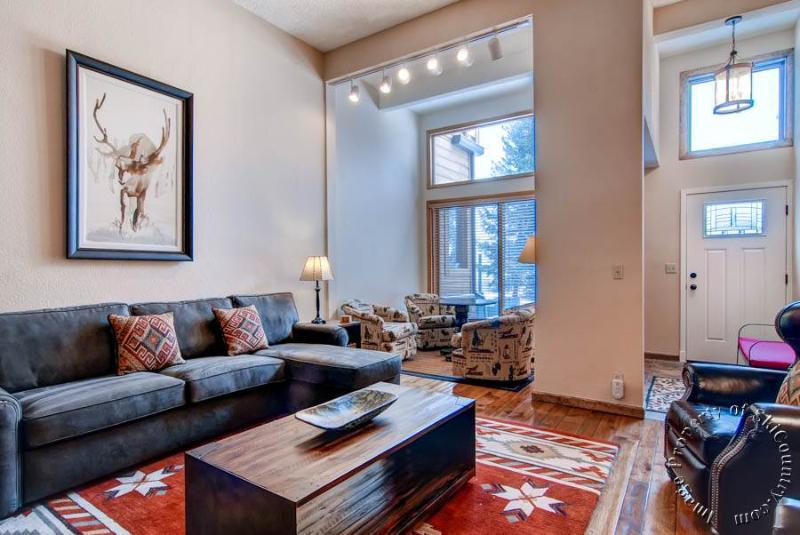 Cedars Townhomes 35 by Ski Country Resorts - Image 1 - Breckenridge - rentals