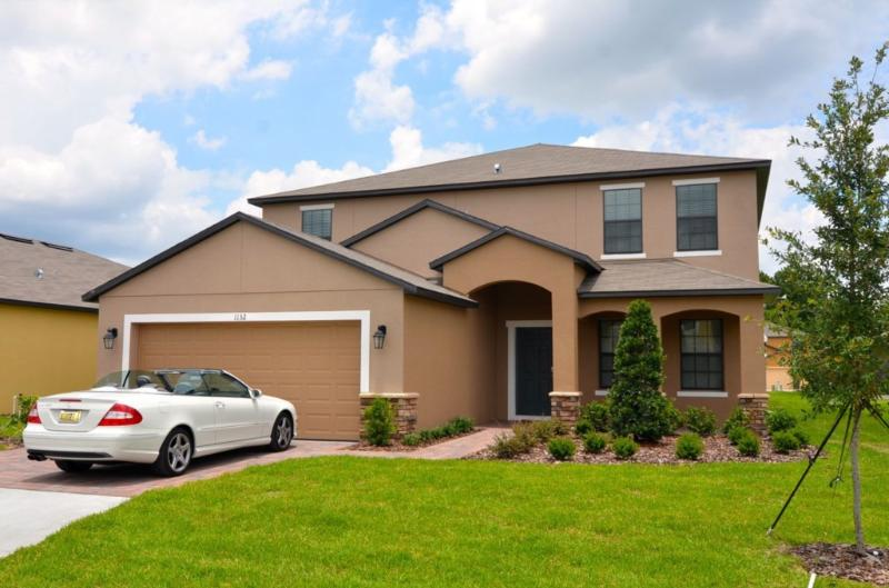 Gorgeous 6 Bed Pool Home, Spa, WiFi - From $190/nt - Image 1 - Orlando - rentals