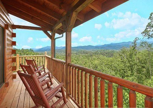 Panoramic Paradise - Image 1 - Pigeon Forge - rentals