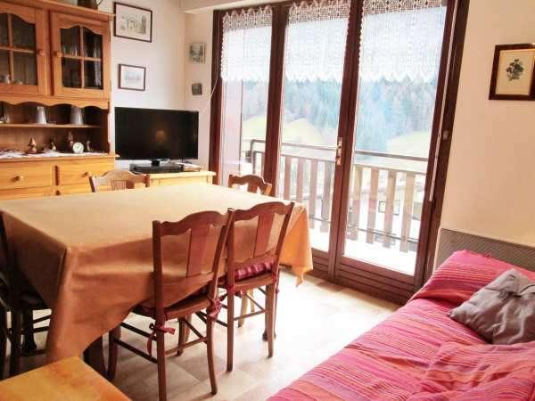 CHALETS D 2 rooms + small bedroom 5 persons - Image 1 - Le Grand-Bornand - rentals