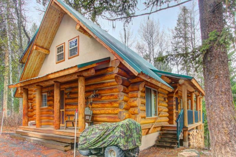Peaceful w/ pool table, outdoor firepit, 10-min to town! - Image 1 - McCall - rentals