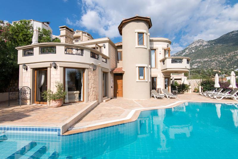 Villa Guzel  Book it for a wonderful hoilday - Villa Guzel Kalkan Turkey - Kalkan - rentals