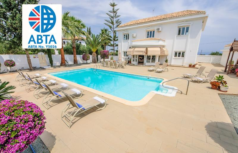 Oceanview Villa 104 - Grand & Spacious 5 bed - Image 1 - Protaras - rentals