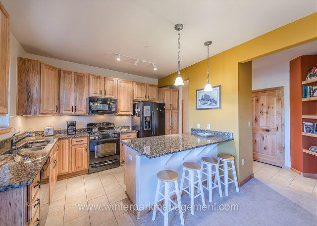 Very nice 3 bedroom / 3 bathroom condo at the new property in the heart of WP - Image 1 - Winter Park - rentals