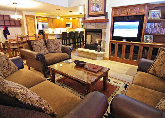 This resort is undeniably one of the best with the amenities and location - Image 1 - Steamboat Springs - rentals