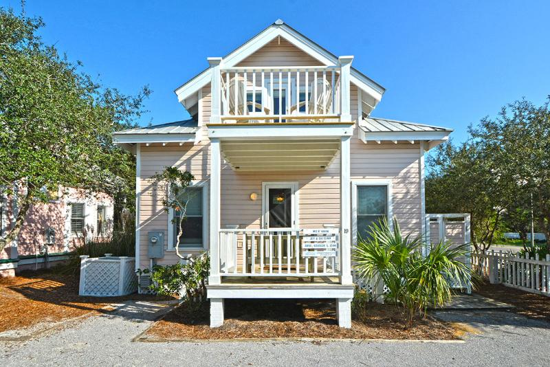 Exterior view - Mis B'Haven Cottage - Seaside - rentals