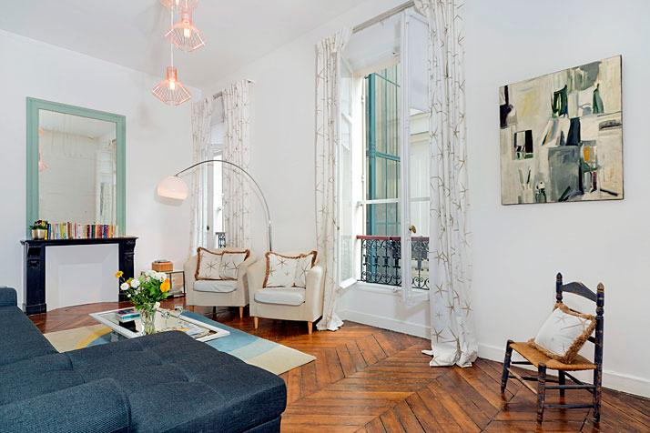 On the Boulevard St. Germain! Two Bedroom - Image 1 - Paris - rentals