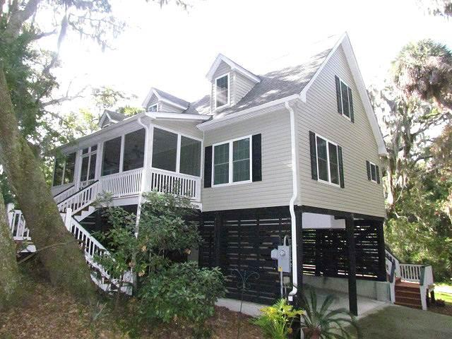 "521 Oristo Ridge - ""High Point"" Ocean Ridge - Image 1 - Edisto Beach - rentals"