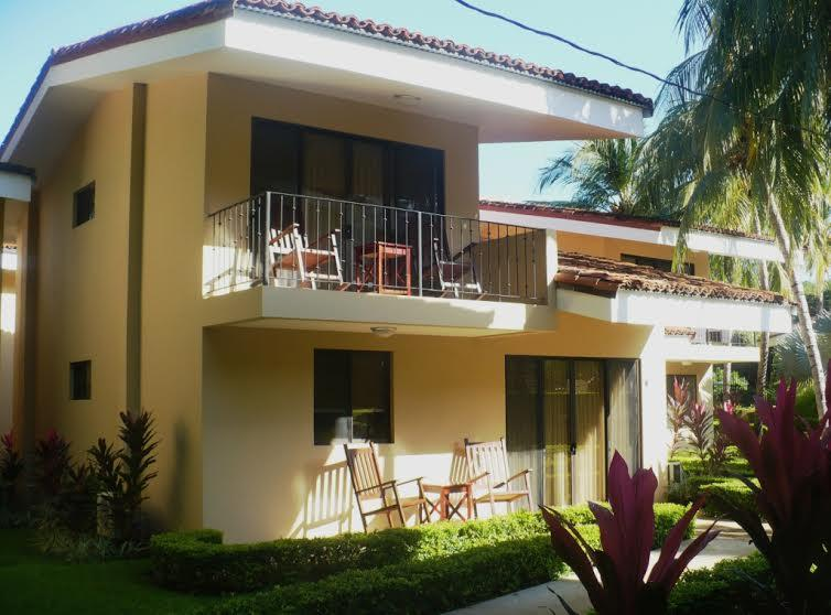 Front of the house - Vista Ocotal, 4BR/3BA beach villa in Playa Ocotal - Playas del Coco - rentals