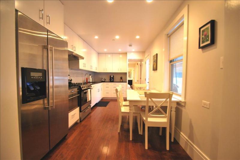 South End Boston Furnished Apartment Rental - 237 Northampton Street Garden Unit - Image 1 - Boston - rentals