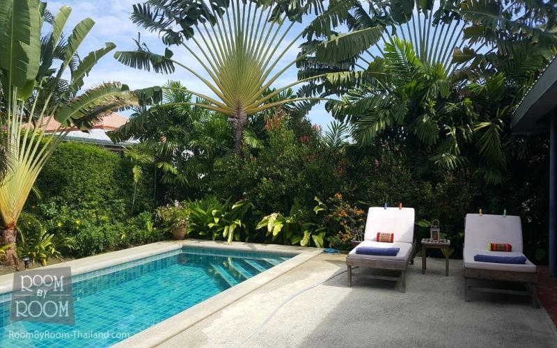 Villas for rent in Khao Tao: V5168 - Image 1 - Khao Tao - rentals