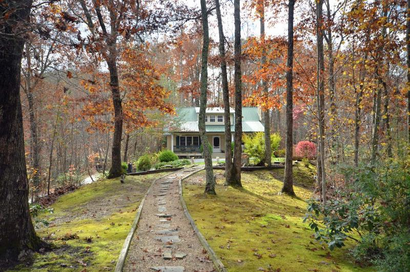 Mountain Elegance - Image 1 - Bryson City - rentals