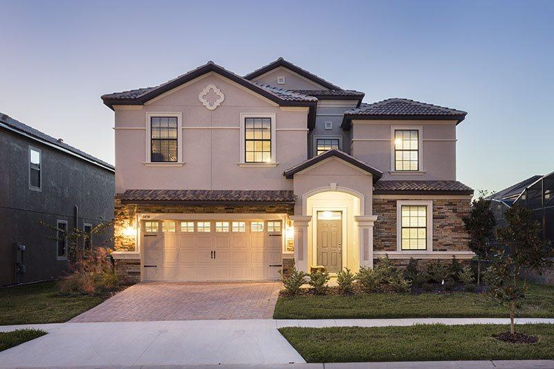 Magical Retreat | 8 Bed Villa, Home Theater, Frozen & Harry Potter Themed Bedrooms with Game Room, Arcades & Close to Clubhouse - Image 1 - Kissimmee - rentals