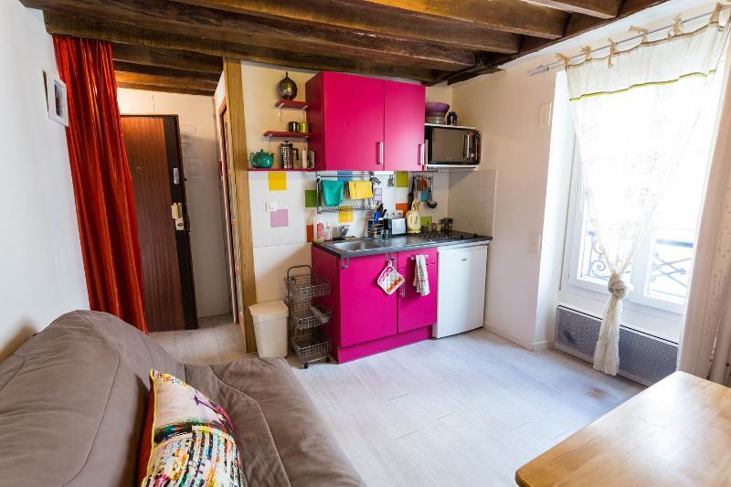 The Building - Charming studio with Wifi, Butte aux Cailles place - Paris - rentals