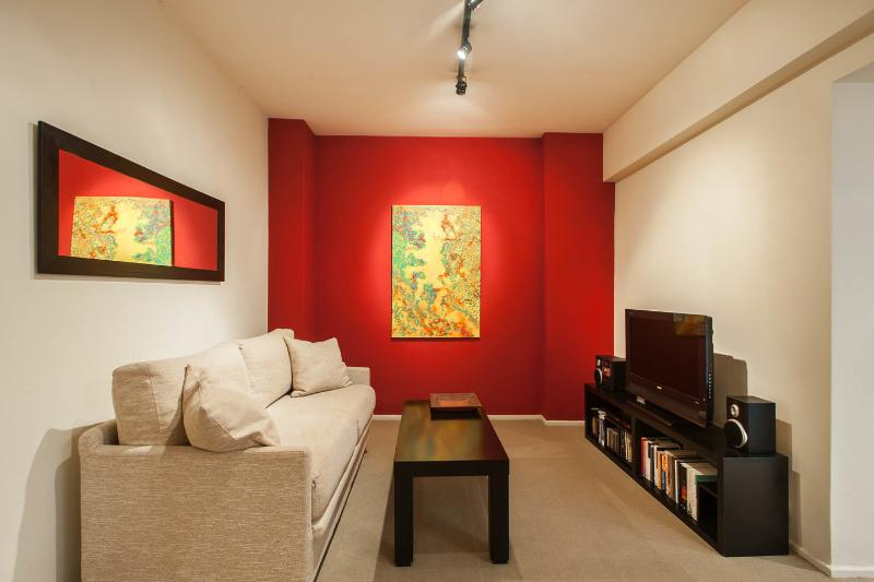 Living Room - Nice Apartment in Excellent Location - Buenos Aires - rentals