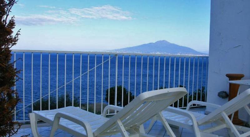 01 Casa Vittoria view - CASA VITTORIA Sorrento centre - Sorrento area - Sorrento - rentals