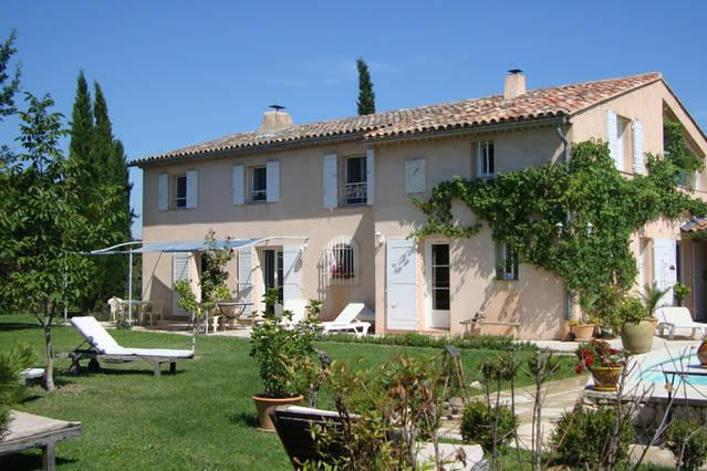 Mas Bel Azur, Charm of Provence - Image 1 - Le Puy-Sainte-Reparade - rentals
